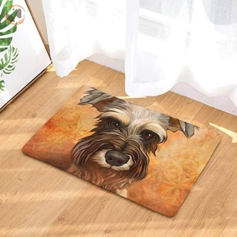 Dog Print Doormats - 10 / 20in x 30in