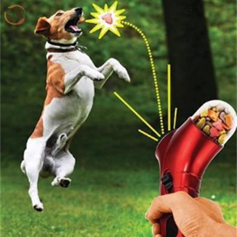 Dog Snack Treat Launcher