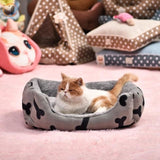 Egg Shape Sleeping Beds for Cats - Pattern 1 / L