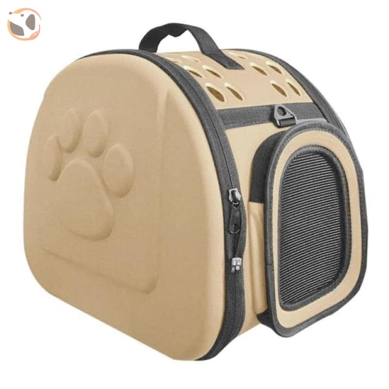Handbag Pet Carrier for Dogs and Cats - Brown / 42X32X28cm / United States