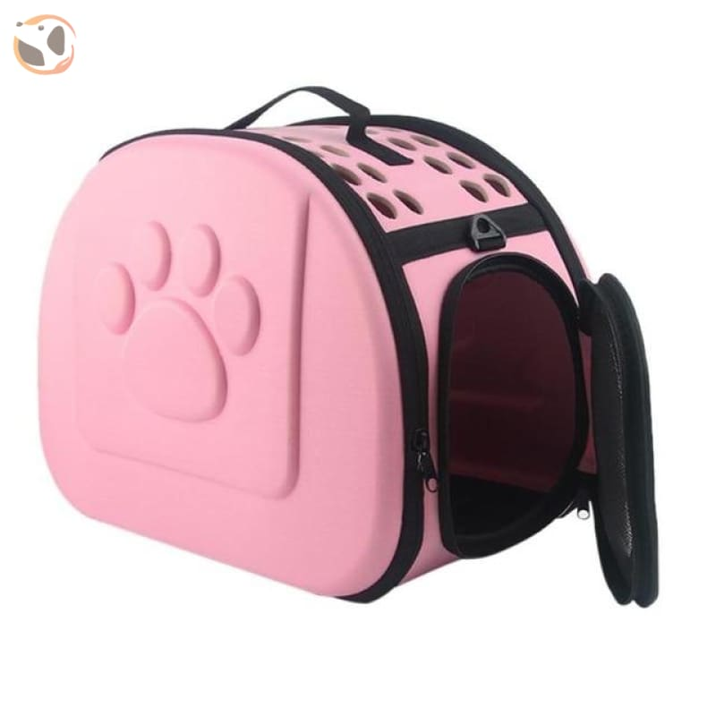 Handbag Pet Carrier for Dogs and Cats - Light Pink / 42X32X28cm / United States