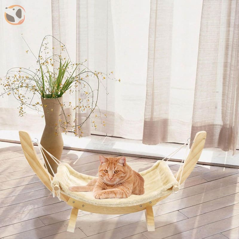 Hanging Hammock Bed for Small Pets