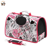 High quality Cat Carrier Backpack - Hearth Pattern / S