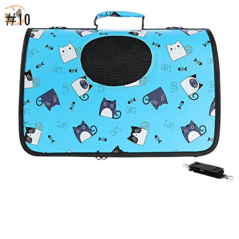 High quality Cat Carrier Backpack - Cat Pattern 3 / S