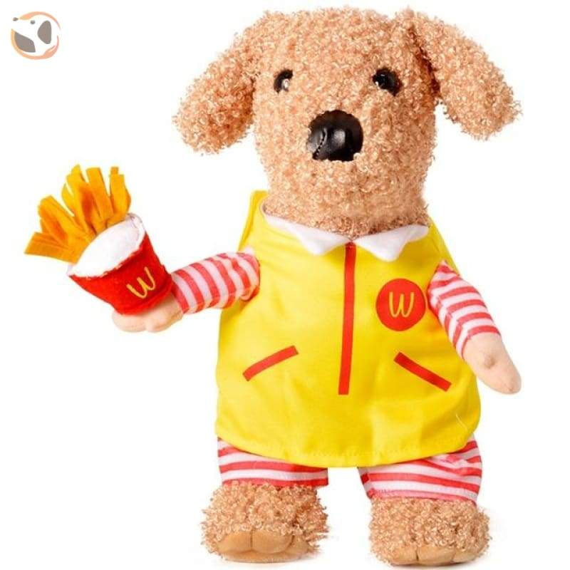 Hilarious Dog Costumes For Special Days - Wcdonalds / L
