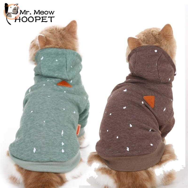 Hoodie for Cats
