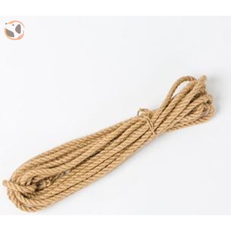 Rope for Cat Climbing Tree - original color / 5mm 5meter