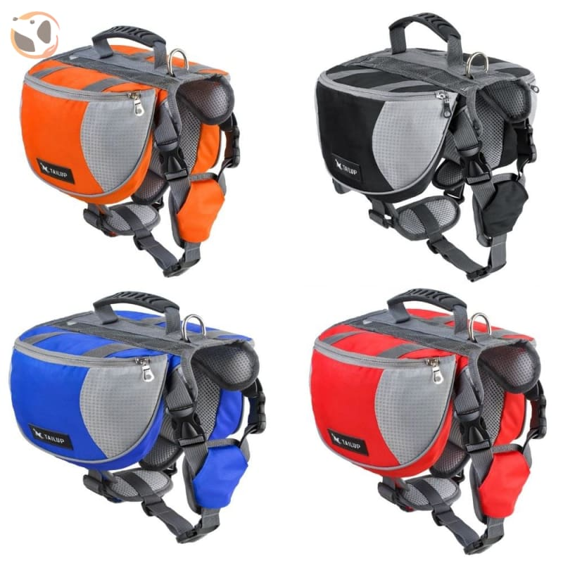 Saddle Dog Backpacks For Large Dogs