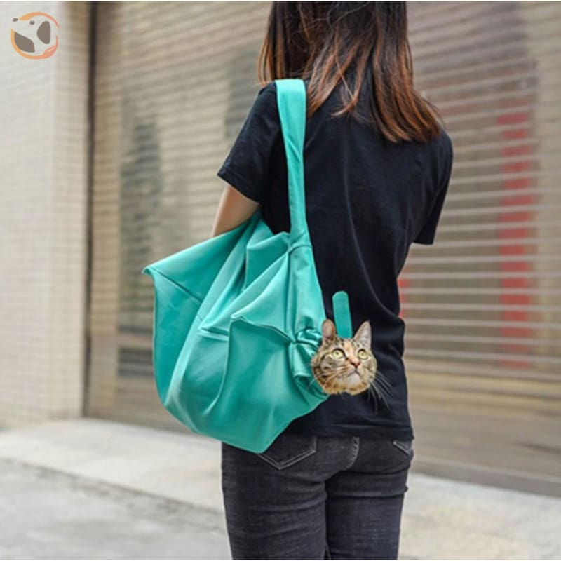Single Shoulder Foldable Cat Carrier