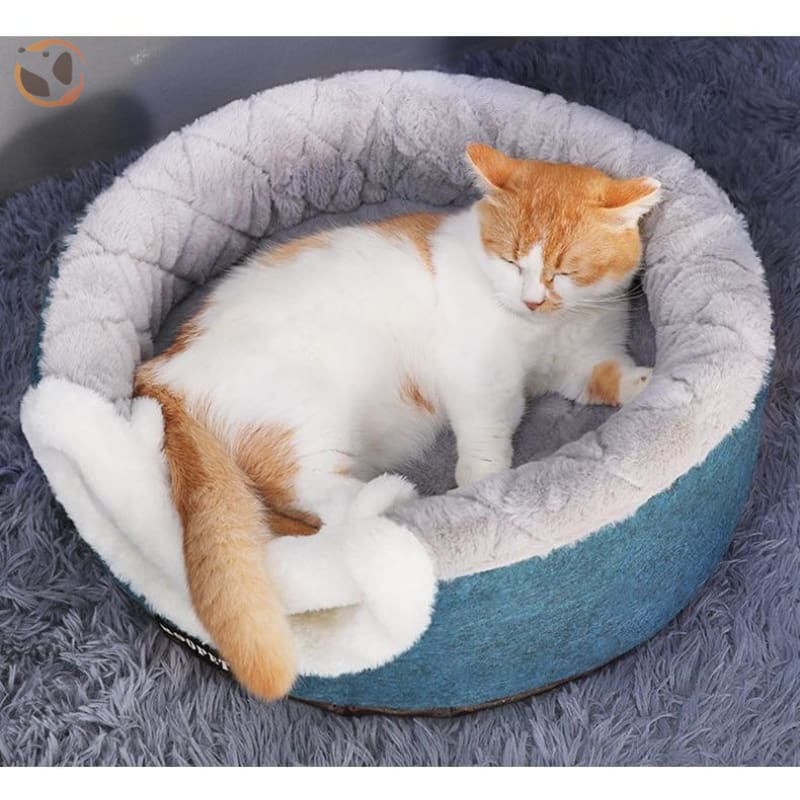 Soft Plush Cushion for Cats