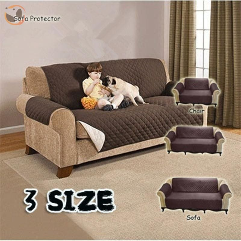 Washable Couch And Sofa Covers For Pets - 3 Seat