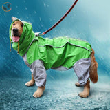 Waterproof Dog Raincoats For Large Dogs
