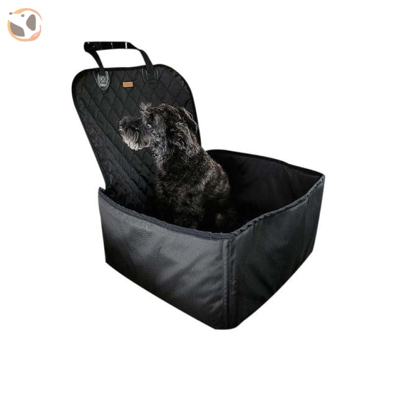 Waterproof Pet Carrier For Car - Black / M