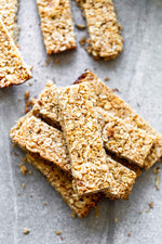 Coconut Cashew Bliss Bar- 1 Bar