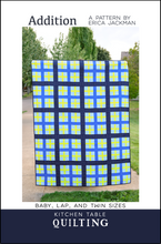 Addition Quilt PDF Pattern