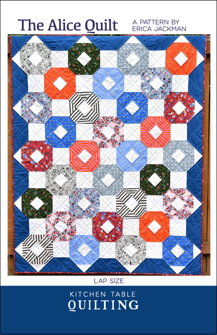 The Alice Quilt PDF Pattern