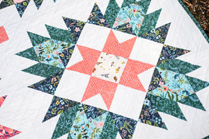The Isabella Quilt Paper Pattern