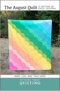 The August Quilt PDF Pattern