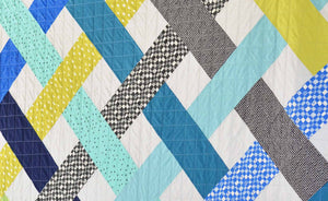 The Betty Quilt Paper Pattern