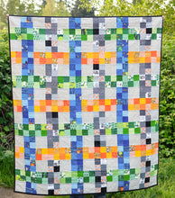 On the Fence PDF Quilt Pattern