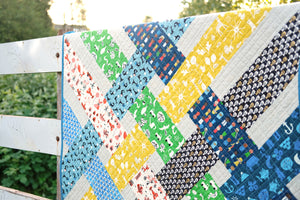 The Libby Quilt PDF Pattern