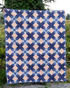 The Katie Quilt Paper Pattern