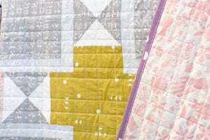 The Mary Quilt Paper Pattern