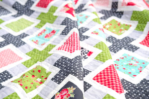 The Olivia Quilt PDF Pattern
