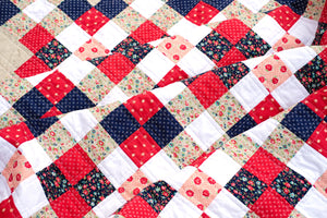 The Nancy Quilt PDF Pattern