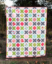 The Olivia Quilt Paper Pattern