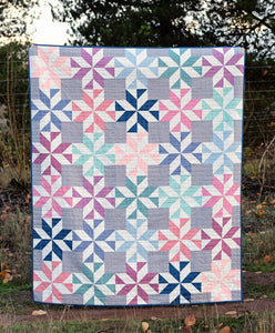 The Patti Quilt Paper Pattern