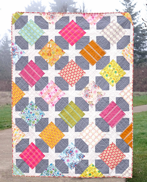 The Rachel Quilt Coloring Pages