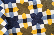The Willow Quilt Paper Pattern