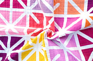 The Zola Quilt Paper Pattern
