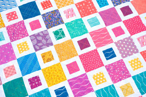 The Frances Quilt Paper Pattern
