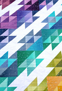 The Georgie Quilt Paper Pattern