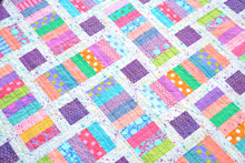 The Iris Quilt Paper Pattern