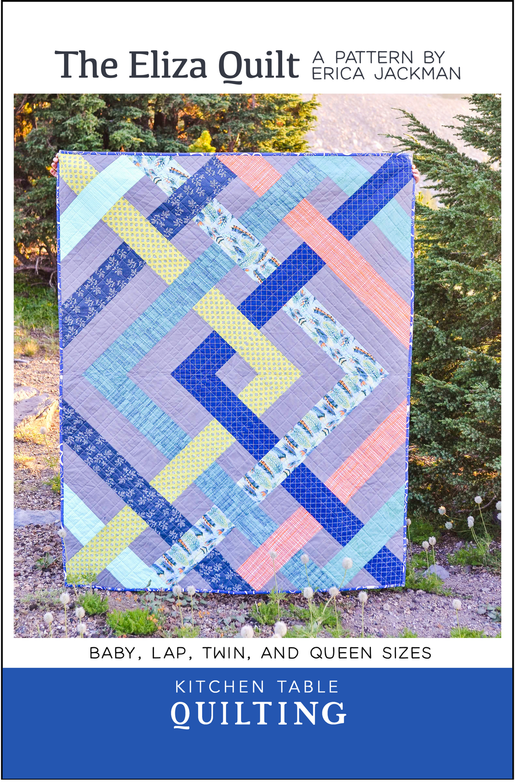 The Eliza Quilt PDF Pattern
