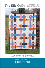 The Ella Quilt PDF Pattern