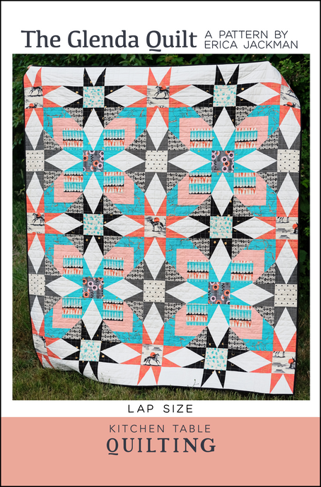 The Glenda Quilt PDF Pattern