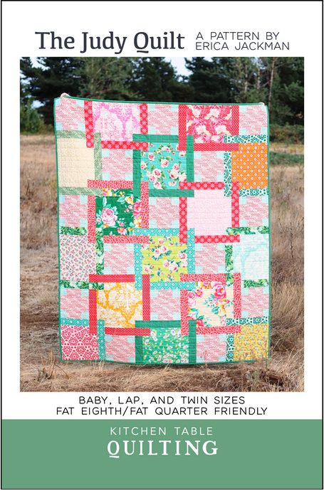 The Judy Quilt PDF Pattern