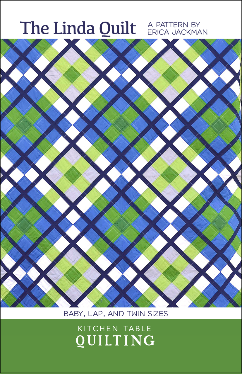 The Linda Quilt PDF Pattern