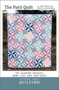 The Patti Quilt PDF Pattern