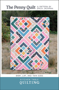 The Penny Quilt PDF Pattern