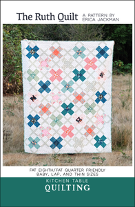 The Ruth Quilt Paper Pattern