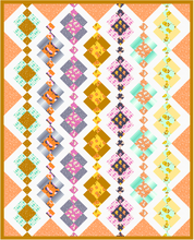 The Kelly Quilt Paper Pattern