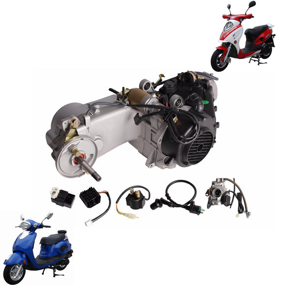 Full Size Street Scooter/GY6 Engine Parts