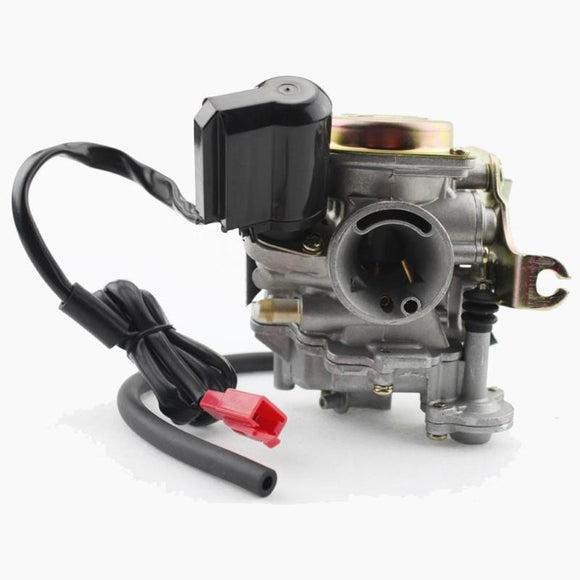 Carburetor for 4 Stroke GY6 49cc 50cc Chinese Scooter Moped Taotao Kymco - ChinesePartsPro