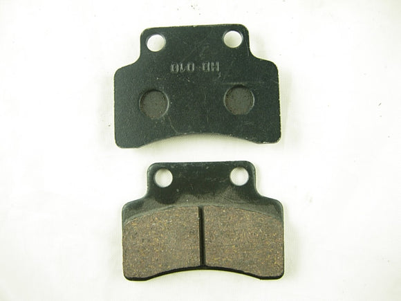 brake pads SET GY6 125CC - ChinesePartsPro