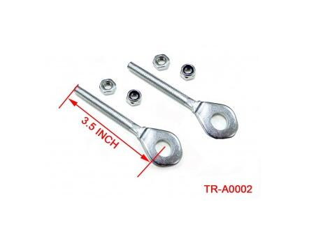 Universal Parts 10mm Axle Chain Adjuster Bolt Tensioner(set)